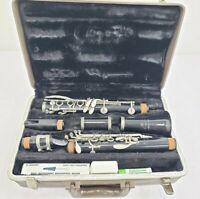 Buescher Aristocrat Clarinet, Made In USA, With Case, Acceptable condition