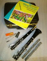 Lyons Band Instrument Company Clarinet with case, USA, Good Condition