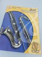 Warner Brothers Band Expressions Bass Clarinet Music Lesson Book One - New