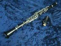 Vito 7212 by LeBlanc Bb Plastic Clarinet Ser#A01677 Student Package w/Mouthpiece
