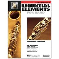 Essential Elements for Band - B-Flat Bass Clarinet | Book 2 (w/ EEi)