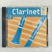 CD AND CASE ONLY - AMEB Clarinet Grade 3 To 4 Series 2 - Instrument Guide