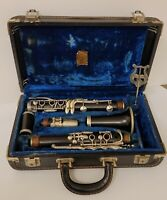 Vintage wood clarinet - Paul Dupre France - needs refurbishment or use for parts