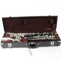 Yamaha YCL-622II Professional Bass Clarinet with Range to Low C SN 05559 WOW
