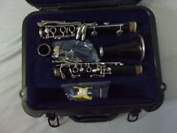 READY TO PLAY! SELMER USA SIGNET SPECIAL WOOD CLARINET + MOUTHPIECE + EXTRAS!