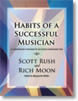 HABITS OF A SUCCESSFUL MUSICIAN FOR BASS CLARINET-METHOD MUSIC BOOK-NEW ON SALE