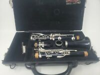 Buffet Crampon & Cie A Paris B12 Clarinet With Case , Germany
