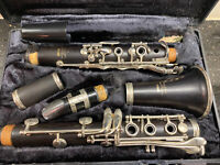 Yamaha YCL-34 Wood Clarinet Model YCL34 With Case Great Price !!