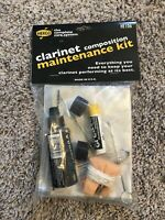 Herco HE106 Clarinet Composition Maintenance Kit - Brand NEW