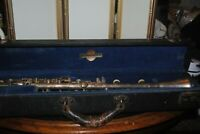 A Fontaine Brand Medal Clarinet in Box