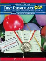 Standard of Excellence: First Performance Plus - 1st / 2nd Bb Clarinet
