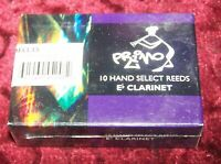 Primo Hand Select Argentina Reeds - Choose Eb Clarinet or Soprano Sax - 10 Reeds