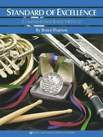 Standard Of Excellence Book 2 BASS CLARINET Comprehensive Band Method Book