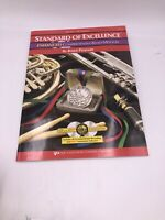 Standard of Excellence Enhanced Conprehensive Band Method Bb Clarinet Book 1