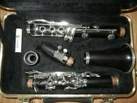 Leblanc Soloist Wood Bb Clarinet- Just Serviced with All New Pads. Plays Great!