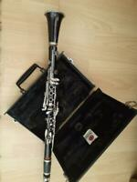 Evette Buffet Crampon Clarinet, complete with case, Made in W Germany