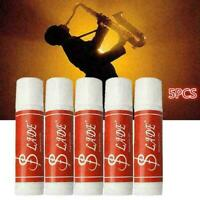 Cork Grease Lipstick Style For Clarinet Saxophone New O2B3 Oboe Lubricate R5B0