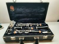 Vintage Conn Model 16 Clarinet With Carrying Case