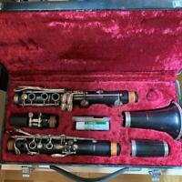 Yamaha YCL-35 Clarinet Used Good Sound From Japan