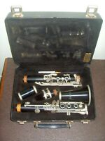 Vintage HEIMER Student Band Clarinet with Case