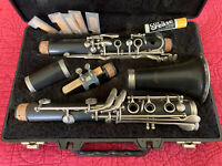 Artley Student Clarinet with Artley Hard Case w/ Extra Reeds Made In USA