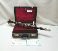 Selmer Signet Special Wood Clarinet w/ Case & Nice MP - Refurbished  Ready to Go