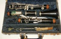 Bundy Clarinet with Case Parts or Repair