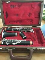Buffet Crampon R13 Professional Bb Clarinet Anniversary Model.