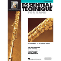Essential Technique for Band Book 3 - Select Your Instrument