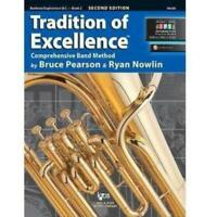 Tradition of Excellence Book 2 - Select Your Instrument