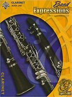 Alfred Publishing Co. 00MCB1004CDX Band Expressions Volume 1 Clarinet w/ cd