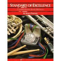 KJOS PW21CL Standard of Excellence Enhanced Bb Clarinet Book 1