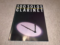 100 Clarinet Solos - Graded Solos for Players from a Variety of Styles