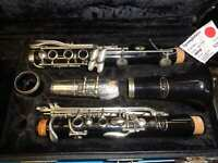 used Vito Reso-Tone Model #3 Bb Clarinet with case + mouthpiece Recently service