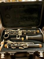 Yamaha YCL 250 CLARINET With Mouthpiece And Case and Book For Dummies