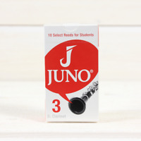 Juno JCR013 #3 Clarinet Reeds- Box of 10