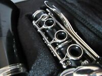 SELMER BUNDY Bb CLARINET BEAUTIFULLY OVERHAULED GREAT FOR BEGINNERS