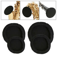 Soft Trumpet Sax Clarinet Bell Cover Saxophone Instrument Dust Cover
