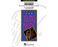 Hal Leonard Music from Defiance - Young Concert Band Level 3 by Robert Longfield