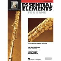 Essential Elements for Band Book 2 - Select Your Instrument