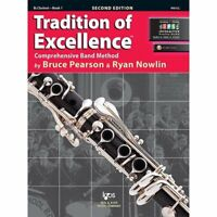 Tradition of Excellence Book 1 - Select Your Instrument