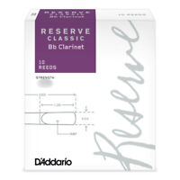 Reeds D'Addario Reserve classic Clarinet Sib - All Forces DCT10