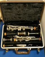 Vintage Clarinet for Parts or Repair Only - Buescher **See Description**
