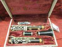 Paul Dupre Clarinet Wooden Used