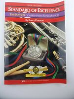 Standard of Excellence ENHANCED: Clarinet - Book 1 w/ CD PW21CL