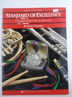 W21CLB - Standard of Excellence Book 1 - Bb Bass Clarinet