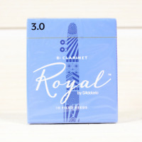 Royal #3 Bb Clarinet Reeds - Box of 10