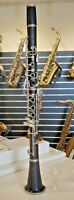 Selmer Signet Special Wood Clarinet new pads inc new Buffet mpc!