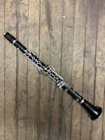 Buffet Crampon R13 Professional Bb Clarinet ~ Silver Plated Keys ~ Awesome!