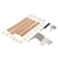 Clarinet Repair Tools Set for Clarinet Replacement Parts Accessories Accs